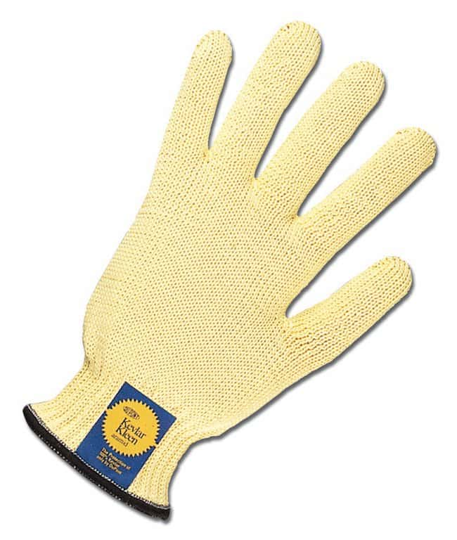 Honeywell Perfect Fit Aramid Fiber Seamless Knit Gloves Size: Men's:Gloves,