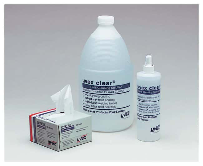 Honeywell Uvex Clear Lens Cleaning Supplies:Gloves, Glasses and Safety:Glasses,