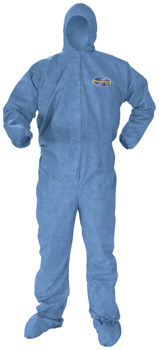 Kimberly-Clark Professional™ KleenGuard™ A60 Bloodborne Pathogen and Chemical Splash Protection Coveralls