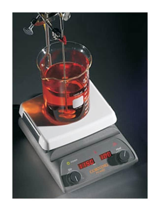 Corning™Pyroceram™ Hot Plate Stirrer Kit, 5°C to 550°C, Glass Ceramic