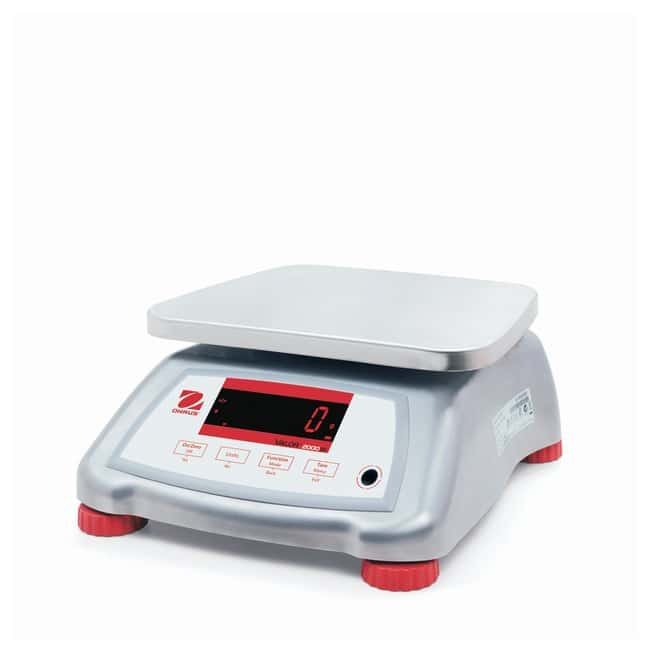 OHAUS™ Valor™ 2000 Compact Food-Processing Bench Scales