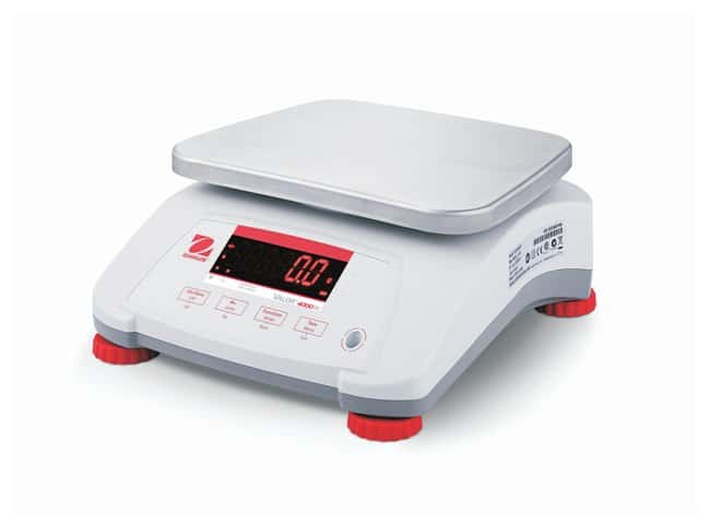OHAUS™ Valor™ 4000 Compact Food-Processing Bench Scales