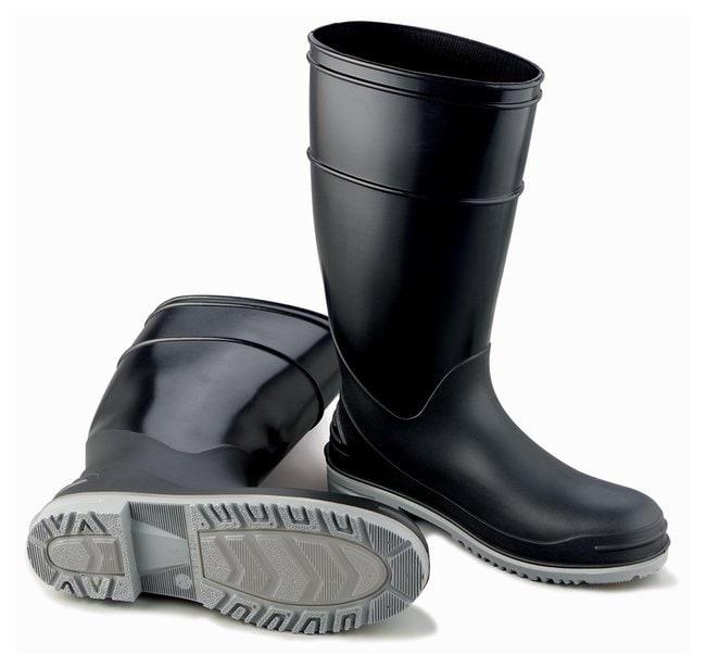 Dunlop Onguard Goliath PVC Knee Boots Plain toe; Men's; Size: 7:Gloves,