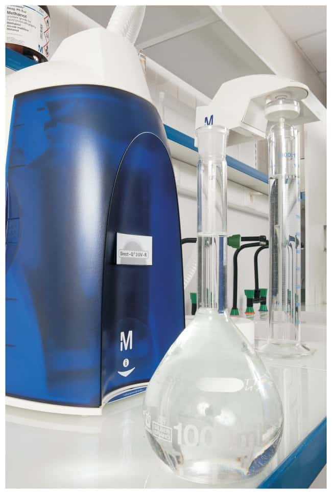 MilliporeSigma Direct-Q 3 Tap to Pure and Ultrapure Water Purification