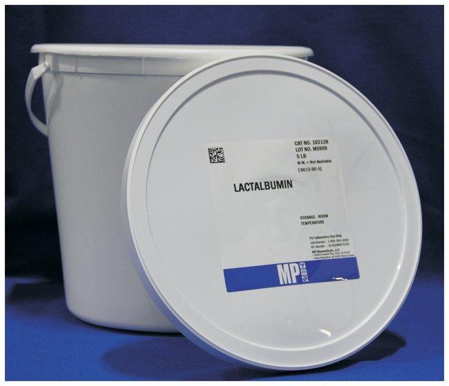 MP Biomedicals Lactalbumin 5 lb. (2.26kg):Animal Research