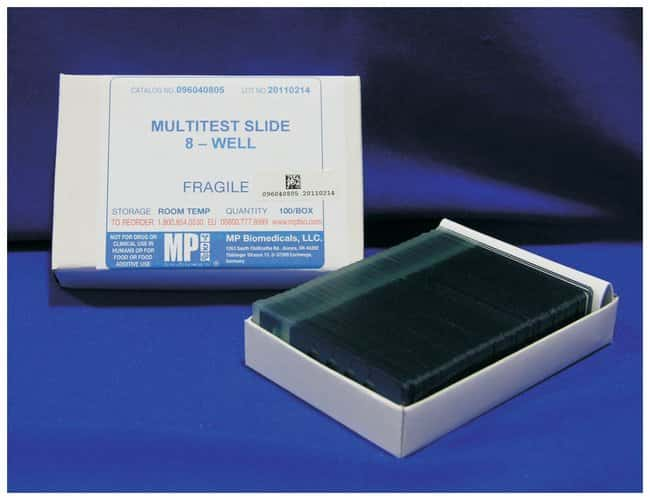 MP Biomedicals Multitest Slides:Microscopes, Slides and Coverslips:Microscope