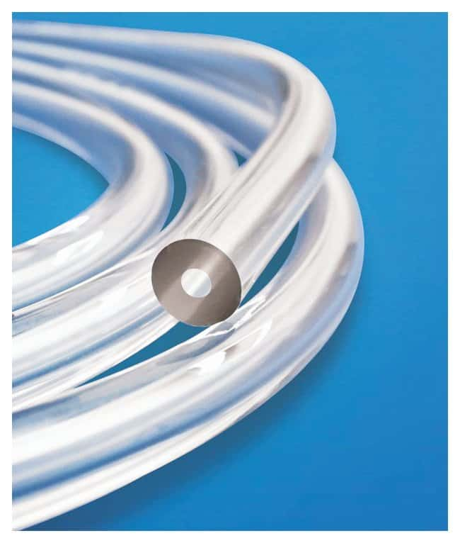 Saint-GobainTygon S3™ E-3603 flexible Schläuche, Vakuumgrößen Innendurchmesser: 1/4in; AD: 5/8in; Wandstärke: 3/16Zoll; L: 50ft; min. Biegeradius: 1/2Zoll Saint-GobainTygon S3™ E-3603 flexible Schläuche, Vakuumgrößen