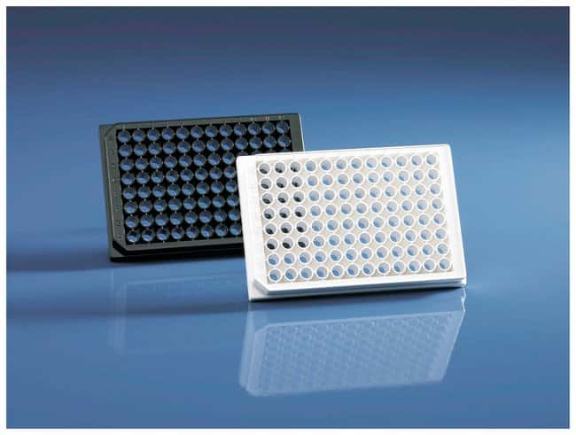 BRAND&trade;&nbsp;BRAND<i>plates</i>&trade; pureGrade&trade; S 96-well Microplates Well volume: 330&mu;L; White; Transparent F-bottom BRAND&trade;&nbsp;BRAND<i>plates</i>&trade; pureGrade&trade; S 96-well Microplates