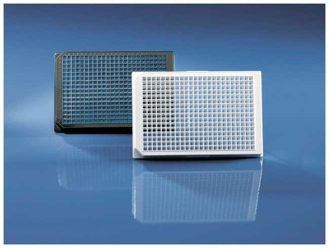 BRAND&trade;&nbsp;BRAND<i>plates</i>&trade; pureGrade&trade; S 384-well Microplates White with F-bottom BRAND&trade;&nbsp;BRAND<i>plates</i>&trade; pureGrade&trade; S 384-well Microplates