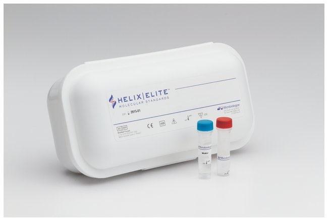 Microbiologics Helix Elite Entamoeba histolytica Synthetic DNA Entamoeba