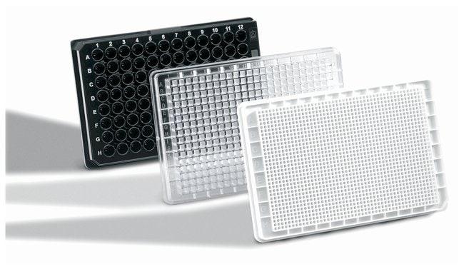 BRAND&trade;&nbsp;BRAND<i>plates</i>&trade; pureGrade&trade; S 96-well Microplates Volumen de pocillo: 350&mu;l; transparente; fondo en C estándar Ver productos