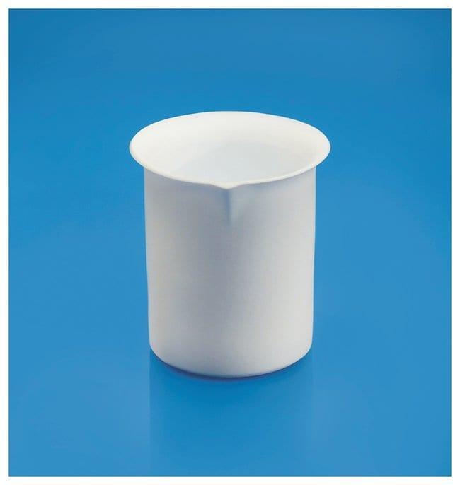 Saint-GobainChemware™ PTFE Griffin Beakers Capacity: 1mL Saint-GobainChemware™ PTFE Griffin Beakers