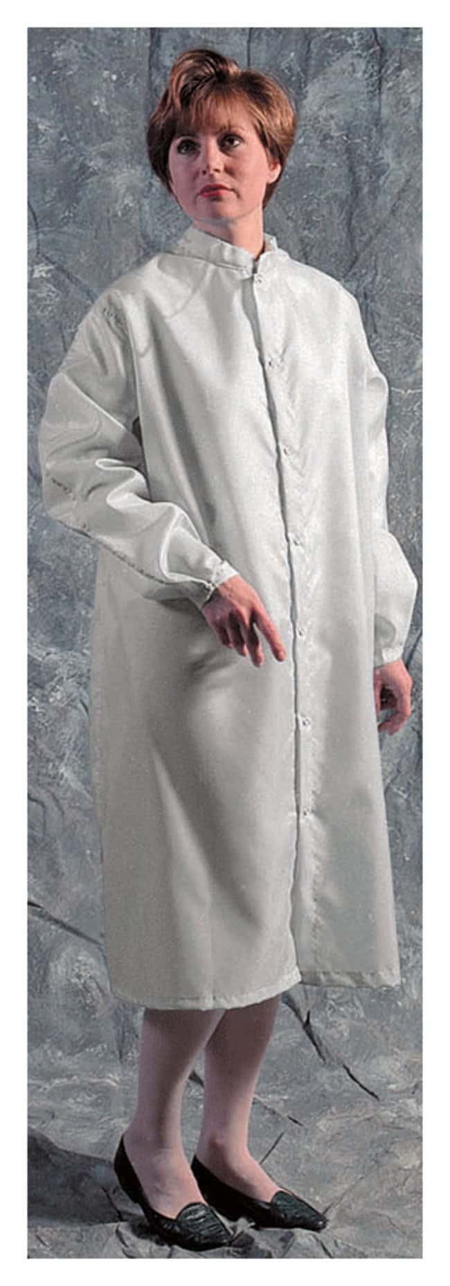 Vidaro Polyester Cleanroom Frocks:Gloves, Glasses and Safety:Controlled