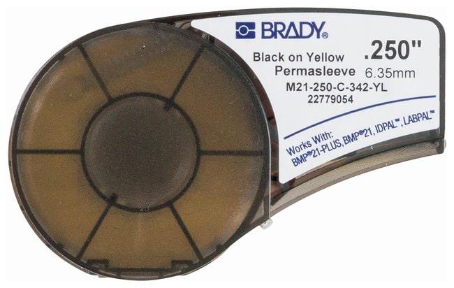 Brady™PermaSleeve™ Polyolefin Label Cartridges for BMP™21 Series Printers