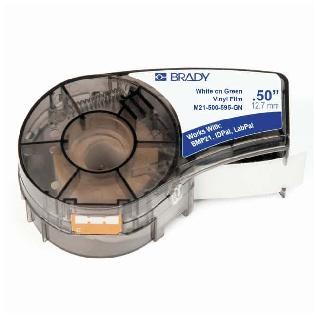 Brady™ Indoor/Outdoor Vinyl Label Cartridges