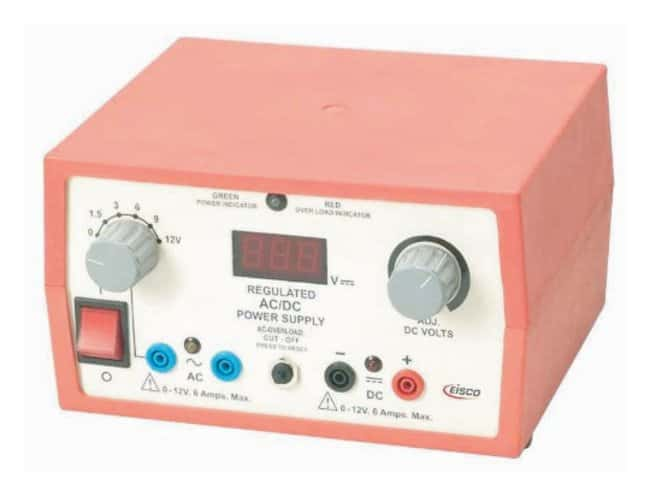 Eisco&nbsp;Regulated AC/DC Power Supply&nbsp;<img src=