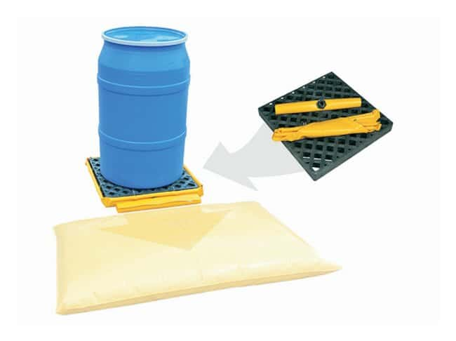 Youngstown Barrel  Flexable Model Spill deck; P1 module:Gloves, Glasses