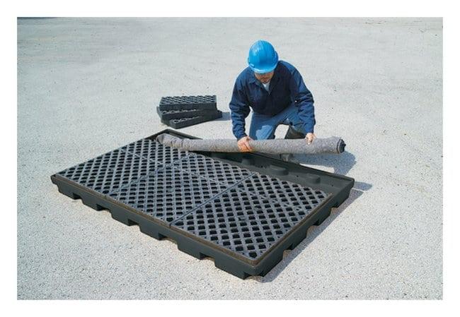 Youngstown Barrel & Drum Ultra-Filter Deck Deck; L x W x H: 74.25 x 50