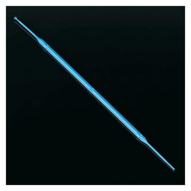 Globe Scientific Sterile Rigid Inoculating Loops with Needles Color: Blue;
