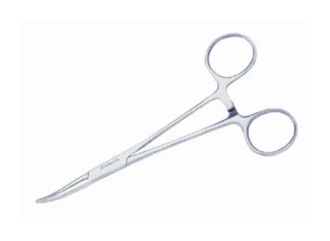 Excelta Serrated Hemostats:Spatulas, Forceps and Utensils:Dissection Equipment