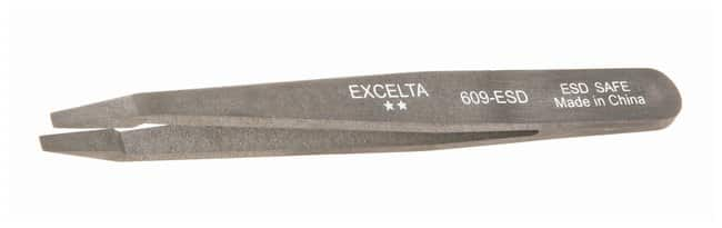 Excelta Conductive Plastic Handling Tweezers:Spatulas, Forceps and Utensils:Tweezers