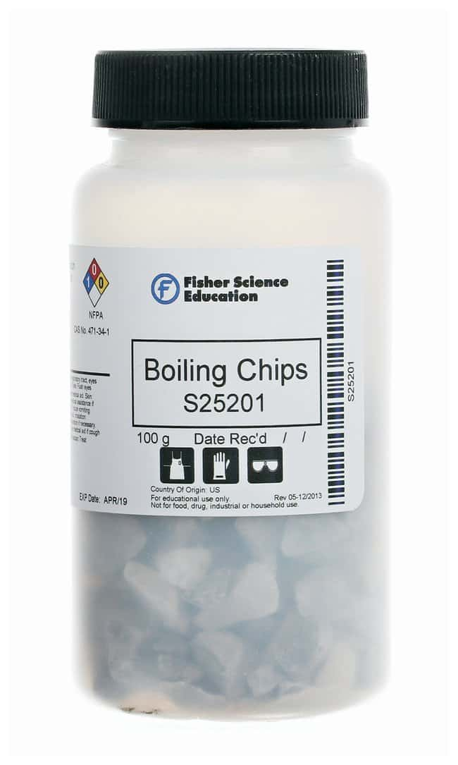 Fisher Science Education Boiling Chips :Beakers, Bottles, Cylinders and