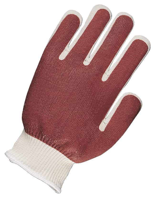 Honeywell Performers Extra PVC-Coated Palm String Knit Glove Palm coated;