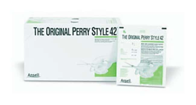 Ansell Perry Original Style 42 Latex Surgical Gloves Size: 7.5:Gloves,