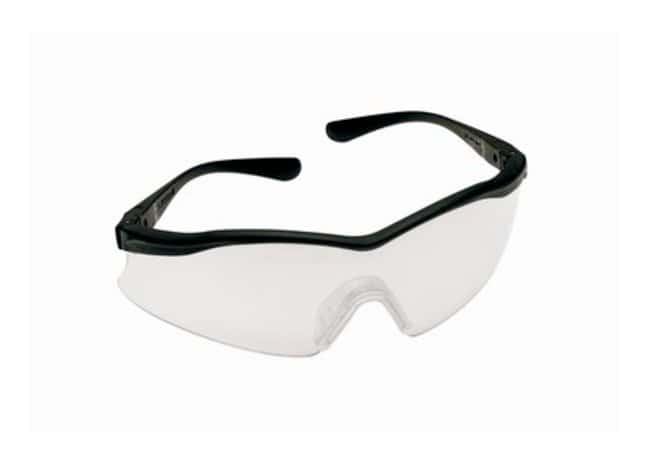 3M X.Sport Eyewear Black Temple; Indoor/Outdoor Mirror Lens:Gloves, Glasses
