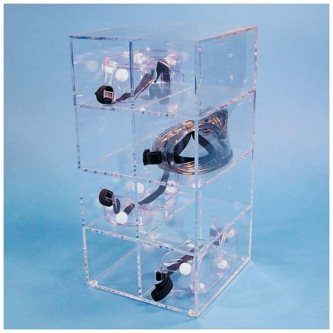S-CurveSafety Goggles/Glasses Holders with Eight Compartments:Personal