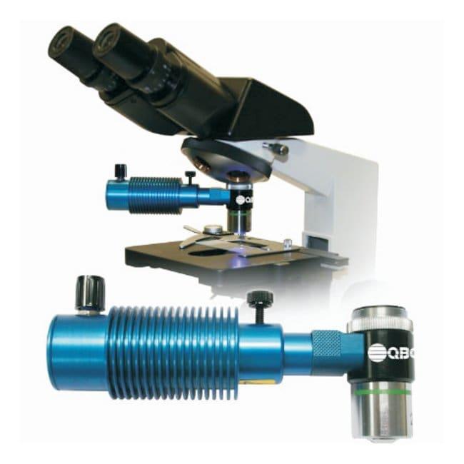 QBC DiagnosticsParaLens Advance Fluorescence Microscope System: With 60X,