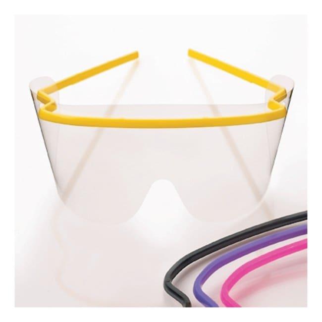 Cancer Diagnostics, Inc. i-Shields Eyeshields and Frames Lens only; 25/Pack:Gloves,