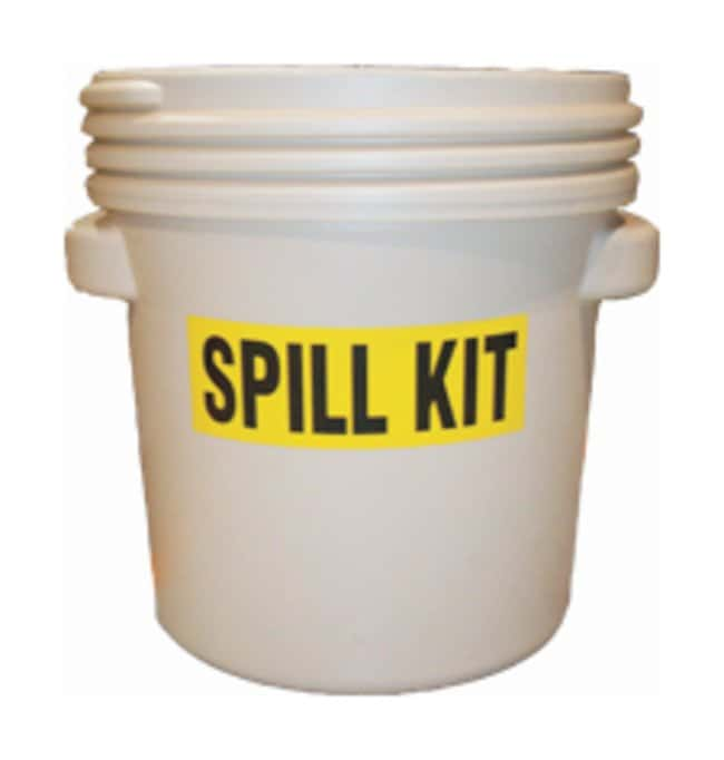 CEP Haz Mat-Aggressive Sorbent Spill Kits 20 gal.:Gloves, Glasses and Safety