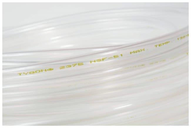 Saint-Gobain Tygon Ultra-Chemical-Resistant Tubing, Formula 2375:Testing
