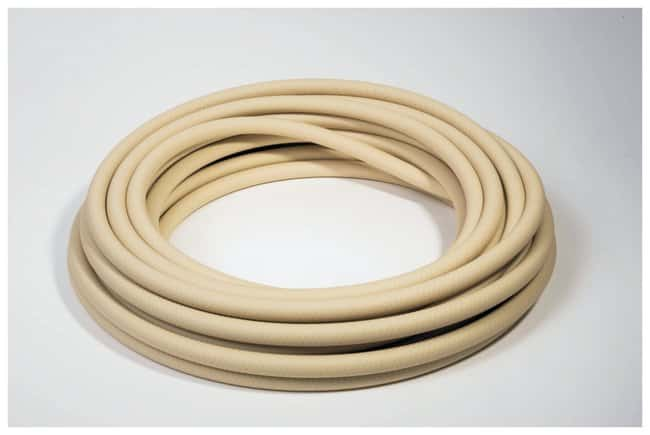Saint-GobainNorprene™ Pressure Tubing I.D.: 1/2 in.; Length: 50ft.; O.D.: 3/4 in.; Pressure: 100psi; Vaccum rating: 75F to 275F Saint-GobainNorprene™ Pressure Tubing