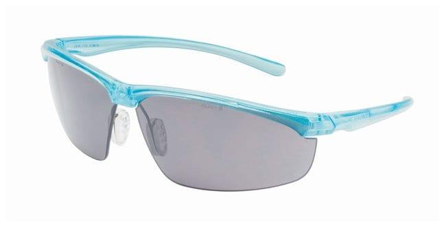 3M Refine Eyewear for Women Refine 202; Teal frame; Gray antifog lens:Gloves,