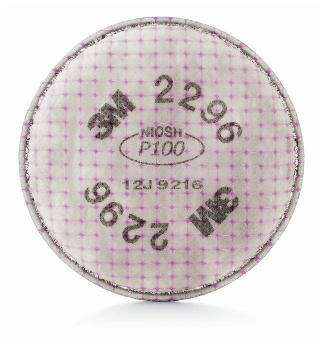 3M Advanced Particulate Filters 2296 series; L x W x H: 17.875 x 9.300