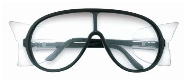 MCR Safety Prodigy SLX Safety Glasses SLX (Single Lens); Clear Lens; Black