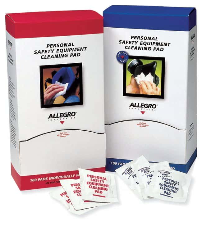 Allegro™ Respirator Cleaning Pads