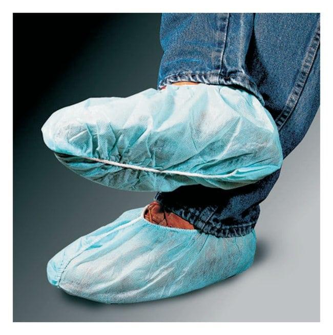 Cellucap Spunbond Polypropylene Shoe Covers:Gloves, Glasses and Safety:Lab