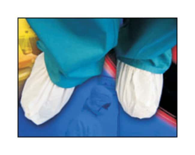 CTI Impervious Polylatex Shoe Covers:Gloves, Glasses and Safety:Controlled