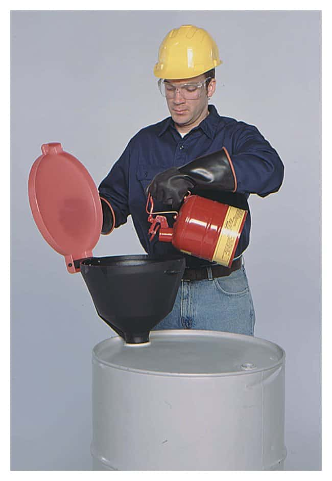 Youngstown Barrel  DrumUltra-Burp-Free Funnel:Facility Safety and Maintenance:Hazardous