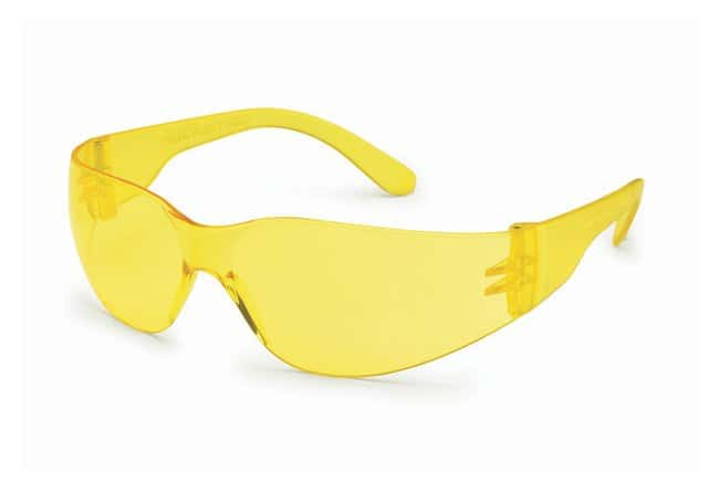 Gateway Safety Starlite Safety Glasses  Amber lens; Universal fit:Gloves,