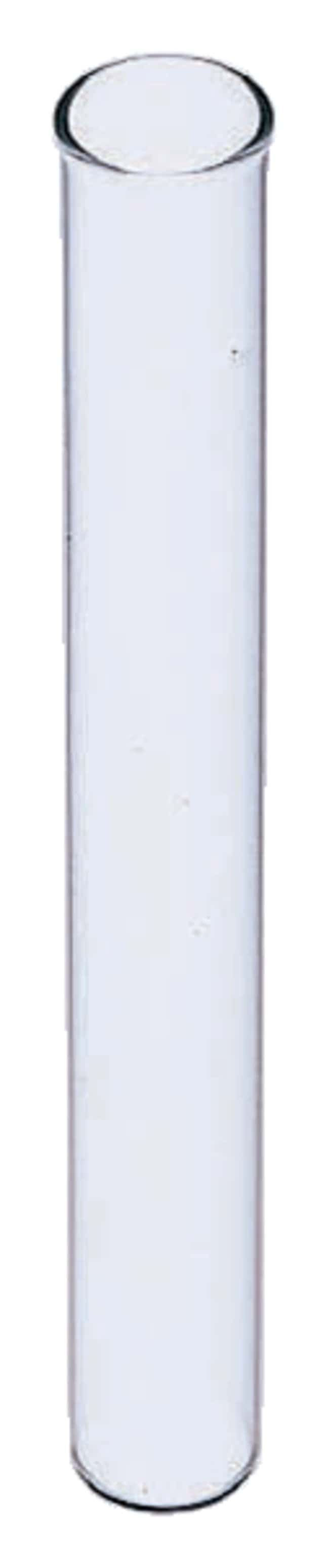 Fisherbrand Disposable Borosilicate Glass Tubes with Plain End  O.D. x