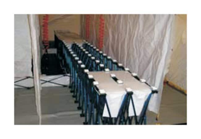 Air Boss Defense IRT Litter Conveyor System: Conveyors:First Responder