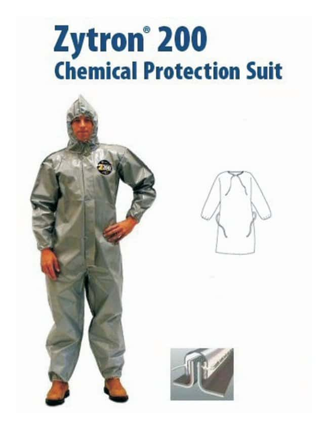 KapplerZytron 200 Chemical Protection Aprons:Personal Protective Equipment:Safety