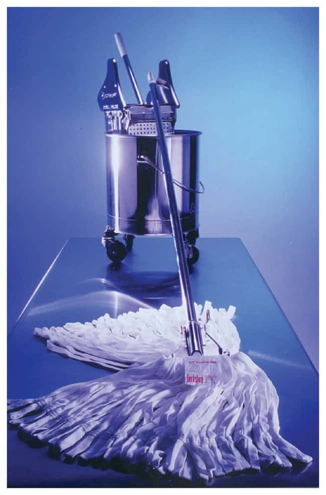 Berkshire™ BCR™ Cleanroom Mopping System: Mop 4