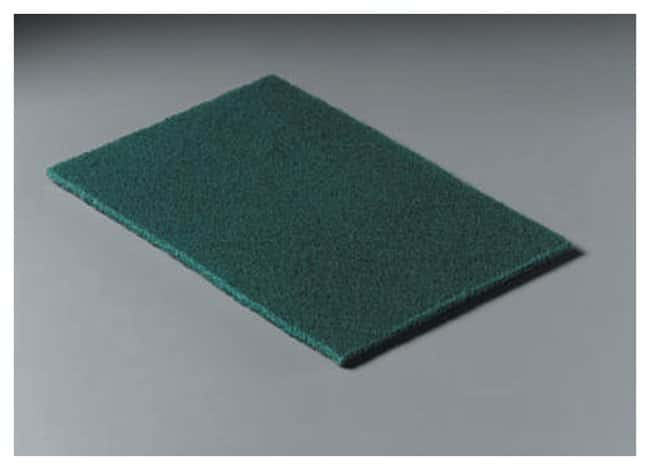 3M Scotch-Brite General-Purpose Scouring Pad No. 96 Green; 20/pk.:Gloves,