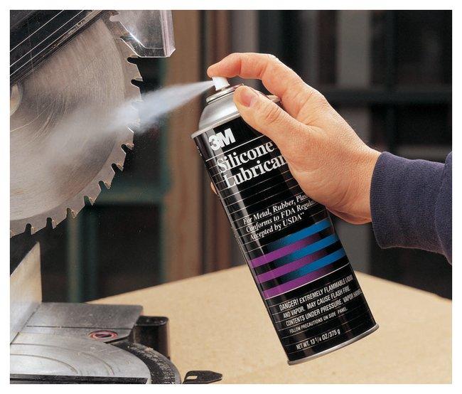 3M Silicone Lubricant Silicone lubricant; 24 oz. (710mL)