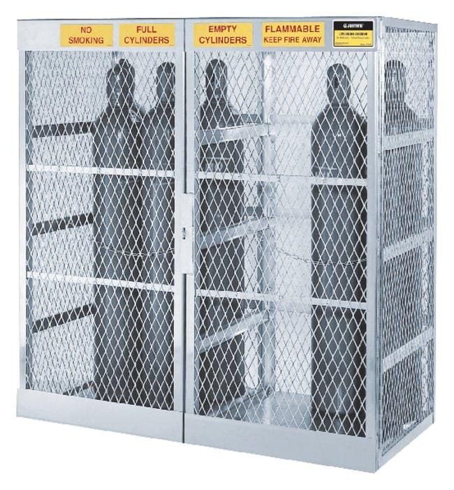 JustriteCylinder Storage Locker:Facility Safety and Maintenance:Hazardous